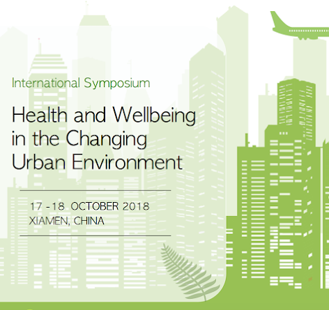 Belt & Road Symposium on Urban Health and Wellbeing in the Asia-Pacific Region
